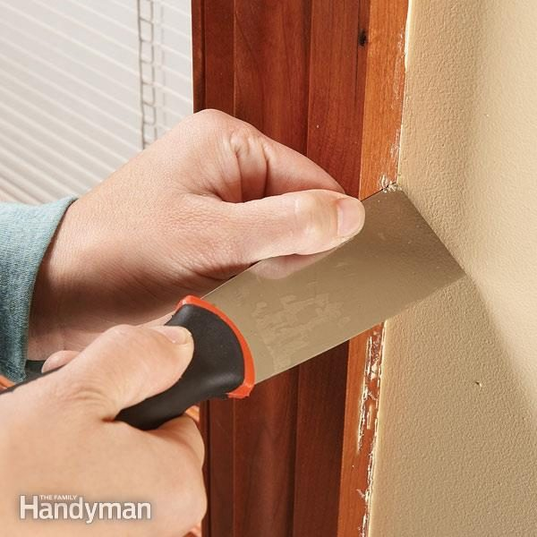 Avoid And Remove Paint Drips The Family Handyman