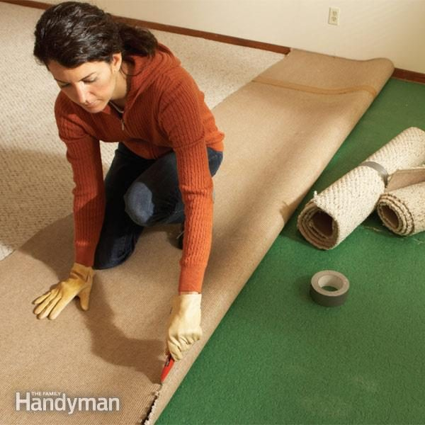 Tips For Removing Carpet The Family Handyman