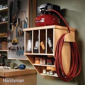 Storing Your Compact Compressor