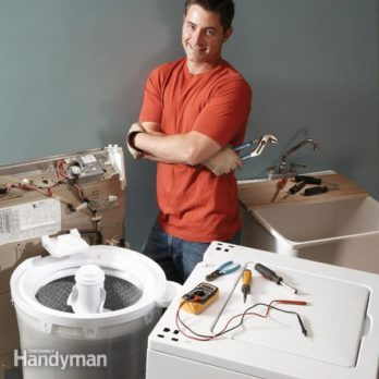 DIY Washing Machine Repair