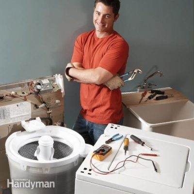 The Family Handyman Do It Yourself Home Improvement