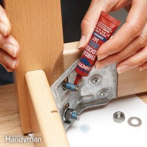 Fix Wooden Table Legs