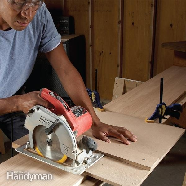 Circular Saw Guide Two Essential Saw Cutting Guides The