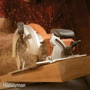 Circular Saw Tips and Techniques