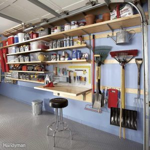 17 Cheap Garage Updates You Can Do Yourself