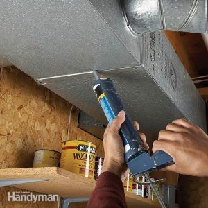 Plug Leaky Ducts