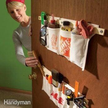 Savvy Home Tool Storage