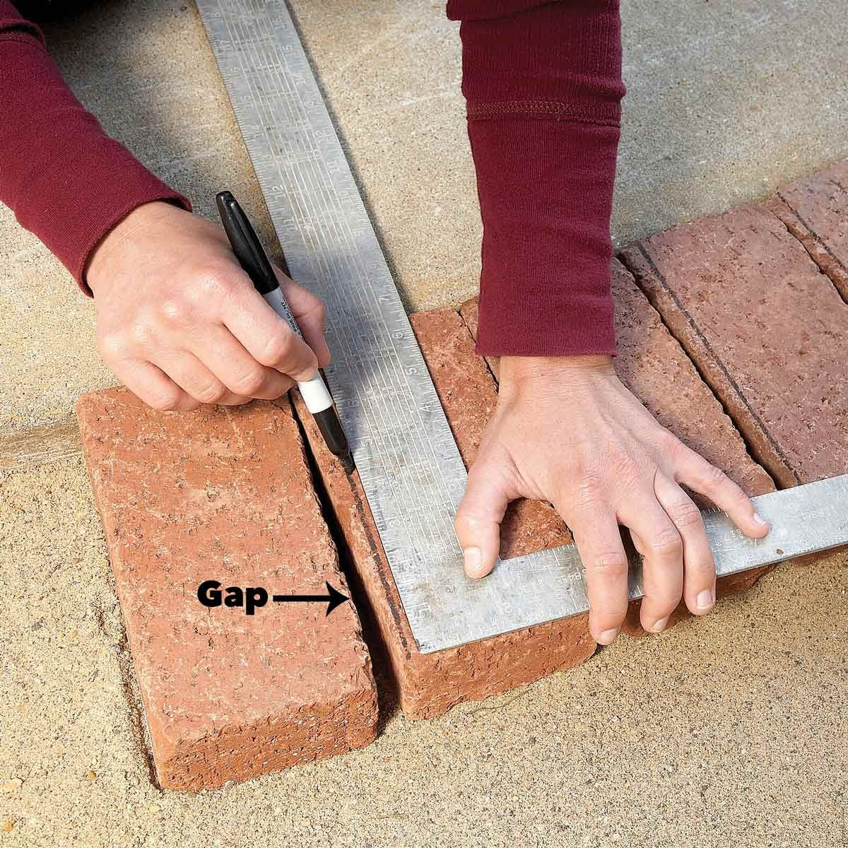 How To Cut Pavers For Curves Mycoffeepot Org