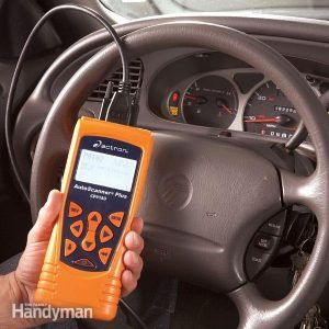 Using a Diagnostic Car Code Reader
