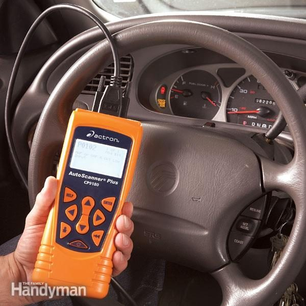 Using a Diagnostic Car Code Reader