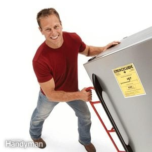 Energy Saving Tips – Replace Your Refrigerator, Heating System and Water Heater