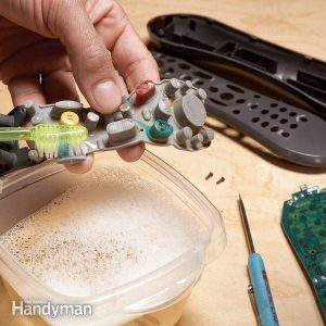 How to Repair the TV Remote