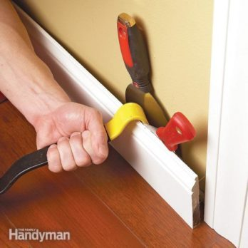 How to Remove Wood Trim