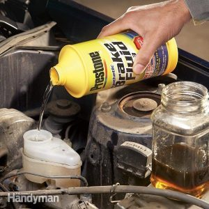 Changing Brake Fluid