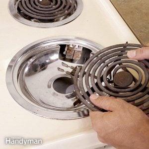 Electric Stove Burner Repair Tips