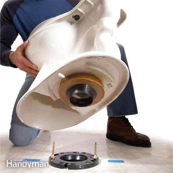 Pvc Toilet Flange Repair Kit