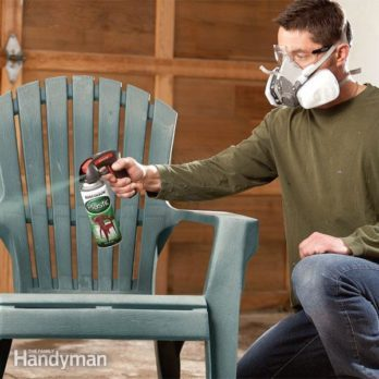 Safe and Healthy Spray Painting Tips