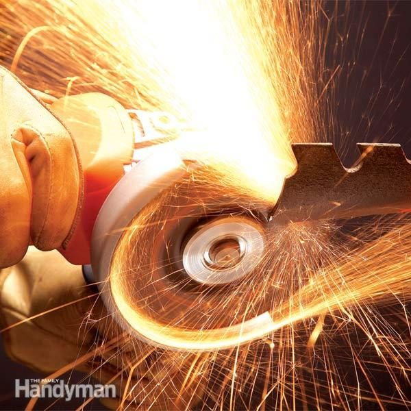 Sharpen Your Lawn Mower Blade The Family Handyman