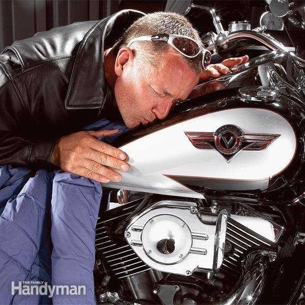 Winter Motorcycle Maintenance Put Your Bike To Bed For