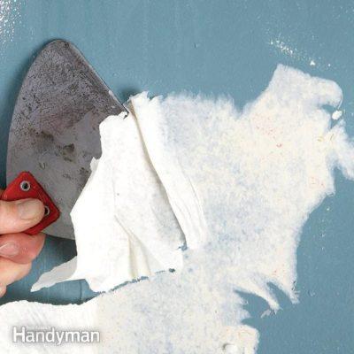 remove wallpaper old wallpaper
