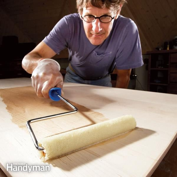 How To Get A Smooth Polyurethane Finish The Family Handyman