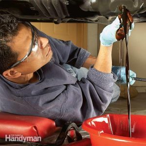 How to Change the Oil in Your Car in 4 Simple Steps