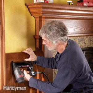 How to Install Wood Molding