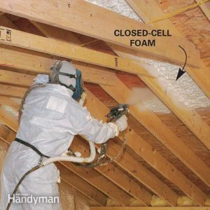 Cathedral Ceiling Insulation