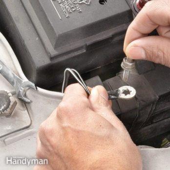 How to Repair a Dim Headlight