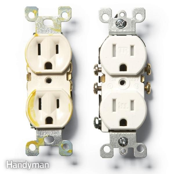 How To Install A Tamper Resistant Outlet The Family Handyman