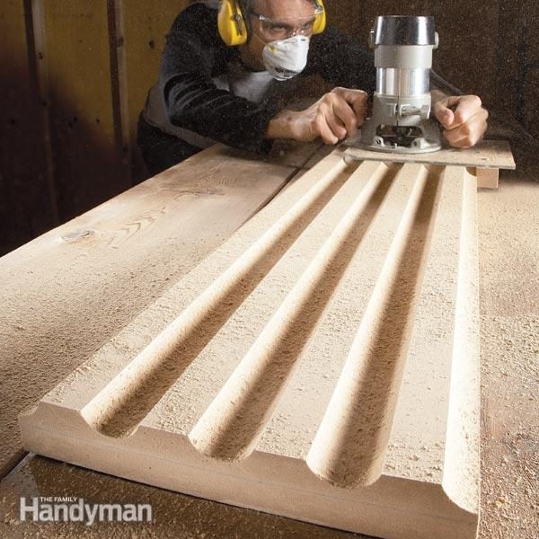 Medium Density Fiberboard Door ~ What is mdf wood plus tips for using — the family