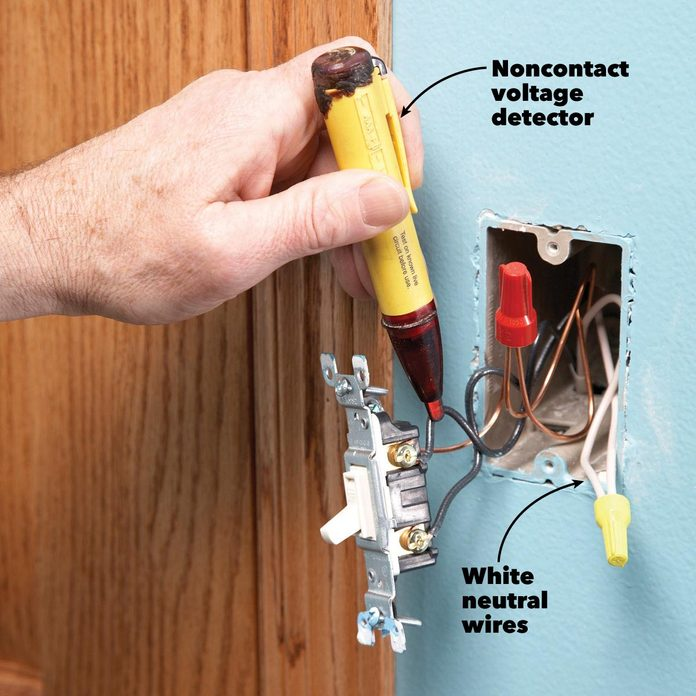 How to Add a Light (DIY) | Adding A Wall Sconce Switch Wiring Diagrams |  | The Family Handyman