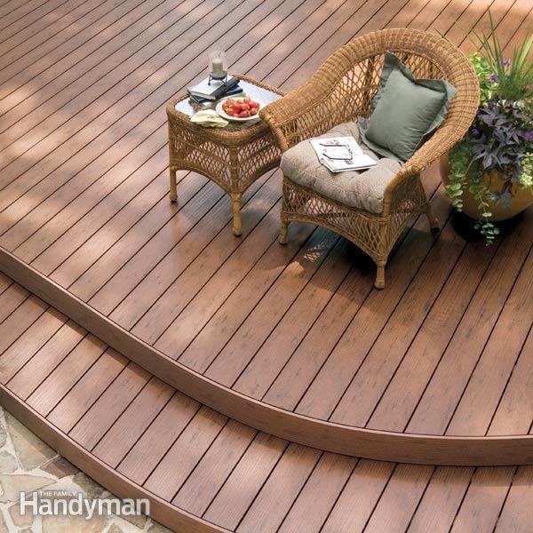 composite decking composite lumber