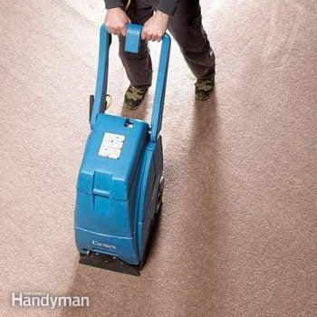 wet carpet vacuum