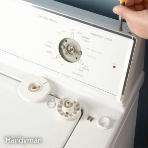 Washing Machine Repair: Stuck on One Cycle?