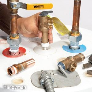 Water Heater Repair: How to Replace the TPR Valve