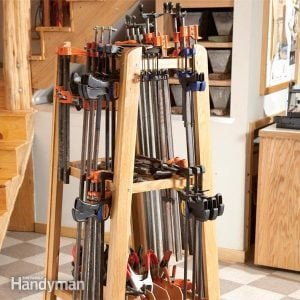 How to Build the Ultimate Clamp Rack