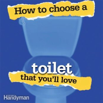 Tips for Buying a Toilet