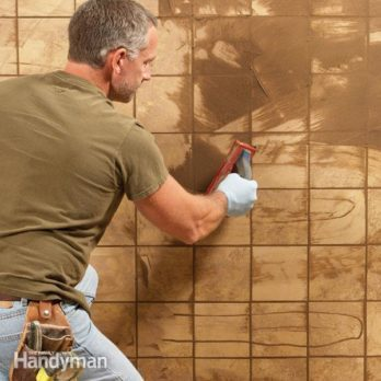 How to Grout Tile: Grouting Tips and Techniques