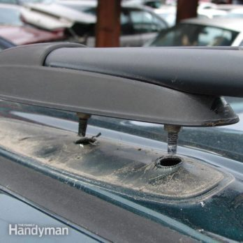 Car Accessories: Roof Rack Safety Warning