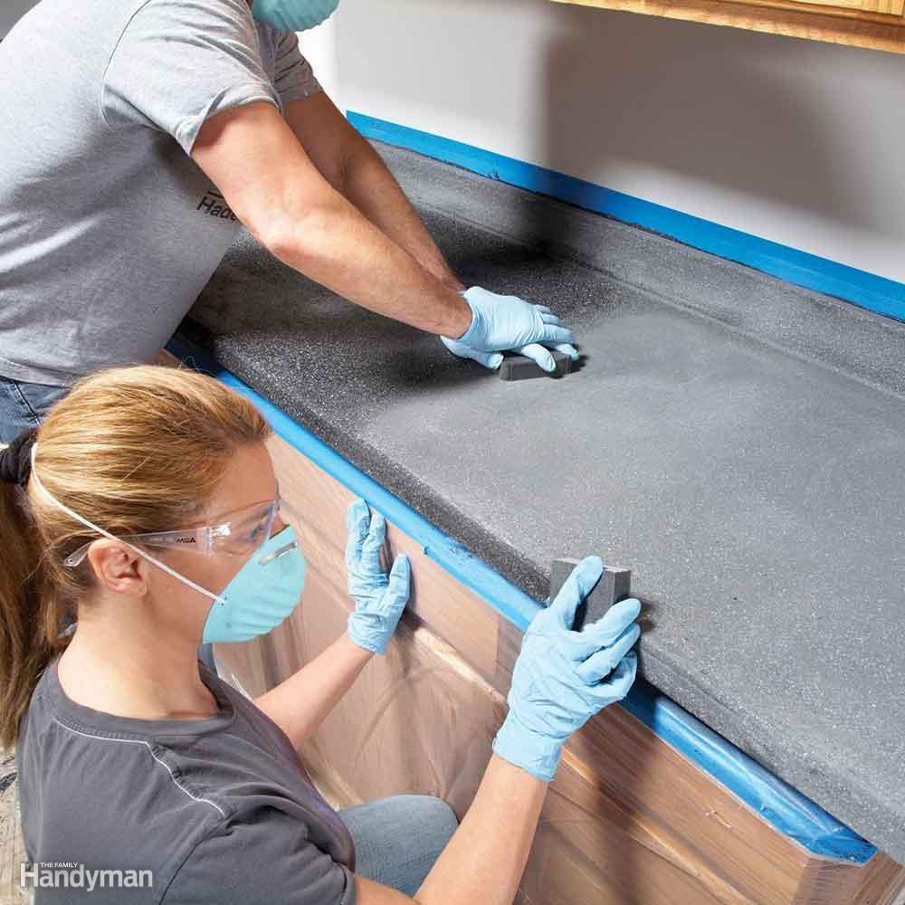 Paint Countertops