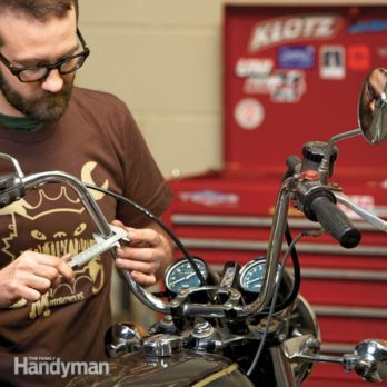How to Upgrade Motorcycle Handlebars