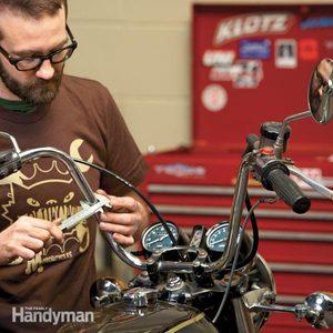 How to Upgrade Motorcycle Handlebars