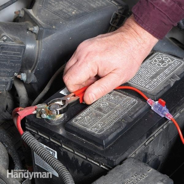 Car Horn Repair Tips | The Family Handyman  Mins Sel Engine Wiring Diagram on 2006 relay diagram, 2006 alternator diagram, 2006 fuse diagram, 2006 transmission diagram, 2006 parts diagram, 2006 fuel system diagram, 2006 motor diagram,