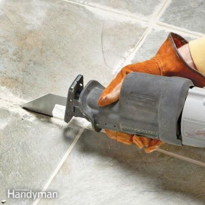 Grout removal tool how to remove grout