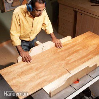 Table Saw Jigs: Build a Table Saw Sled