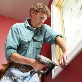 How to Install Window Trim