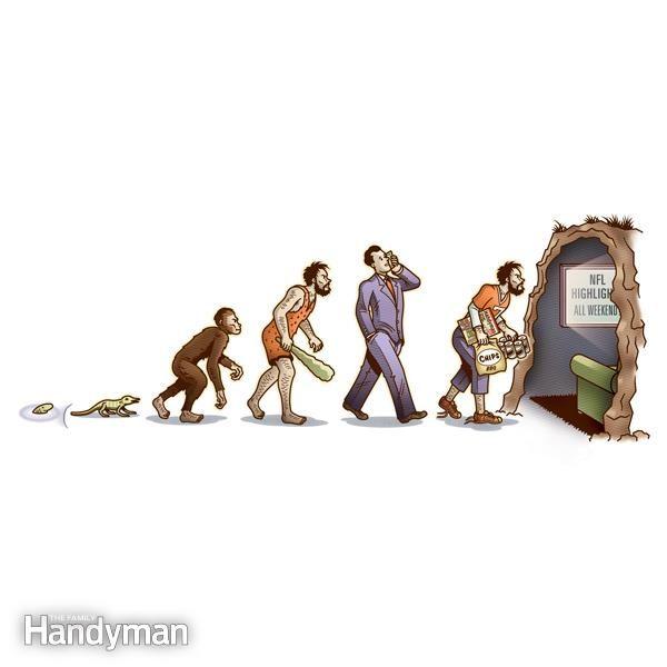 Man Cave Ideas | Family Handyman