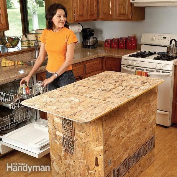 48 Tips For A Happy Kitchen Remodel The Family Handyman Amazing Planning A Kitchen Remodel Model