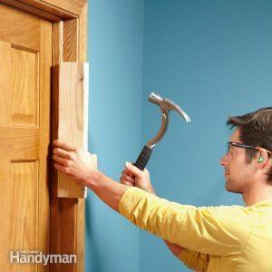How to Fix a Rattling Door